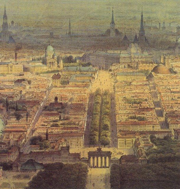 Berlin in 1846