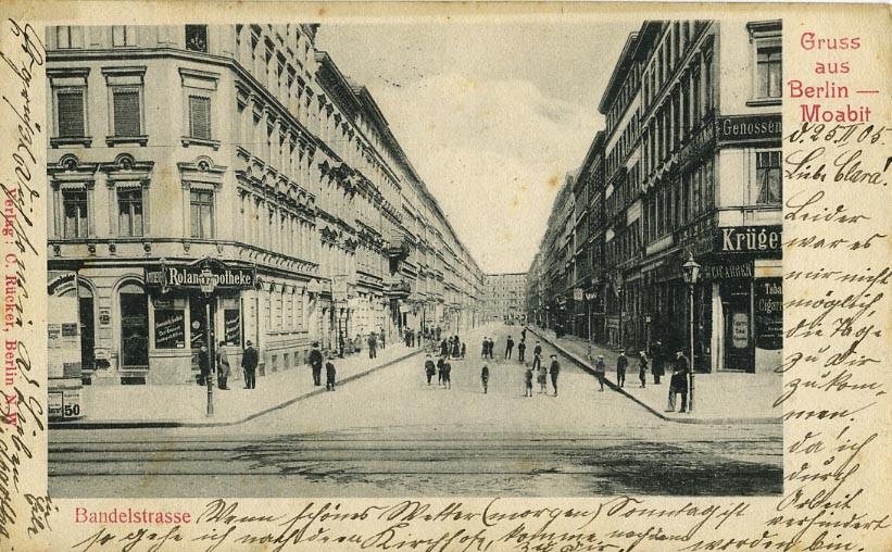 Moabit in 1905