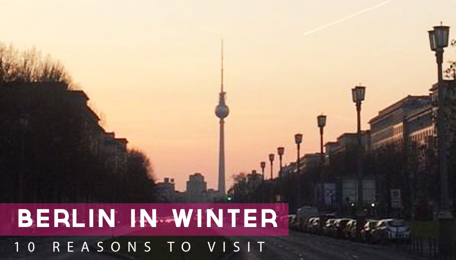 Berlin hot spots winter