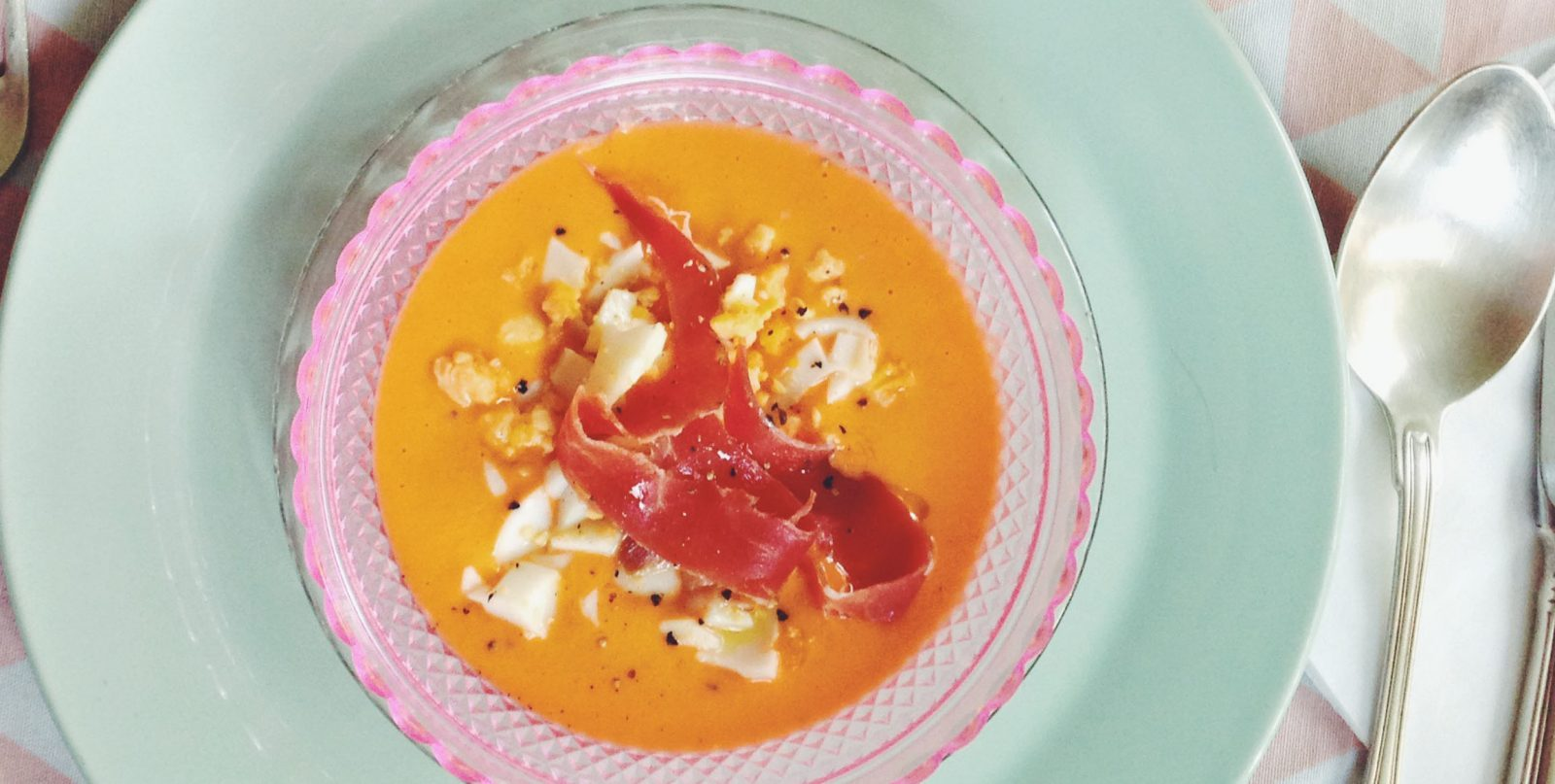 easy backpacker recipes healthy summer soup