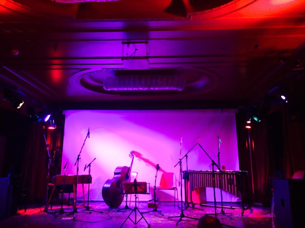 Roter Salon concert place Berlin