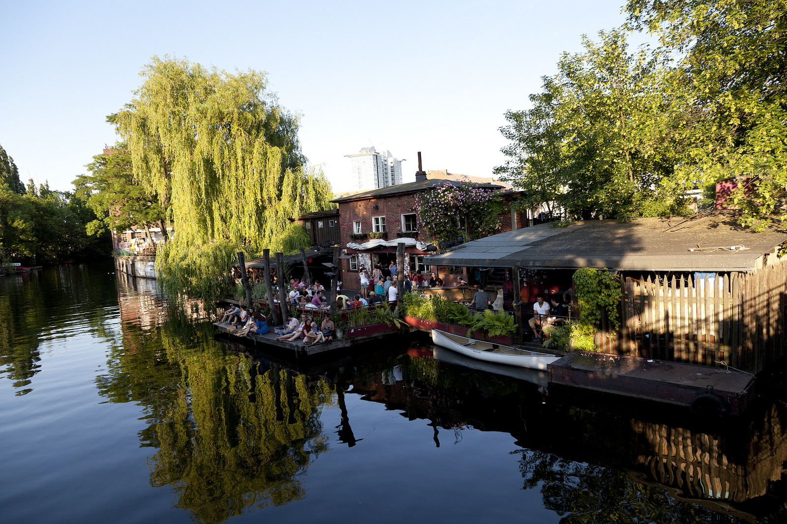 Club  der Visone Berlin top 10 clubs