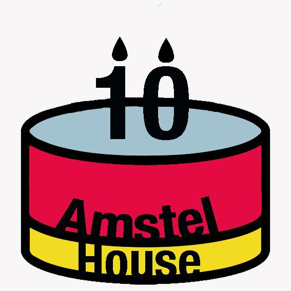 Amstel 10 years to 10 berölin