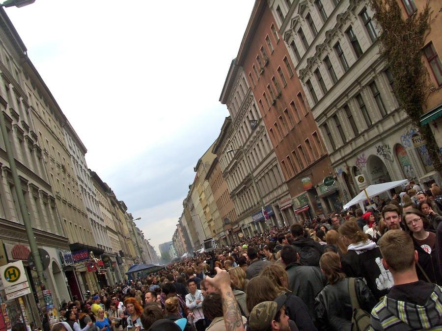 Mayfest berlin 2015