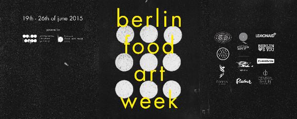 Berlin Food Art Week