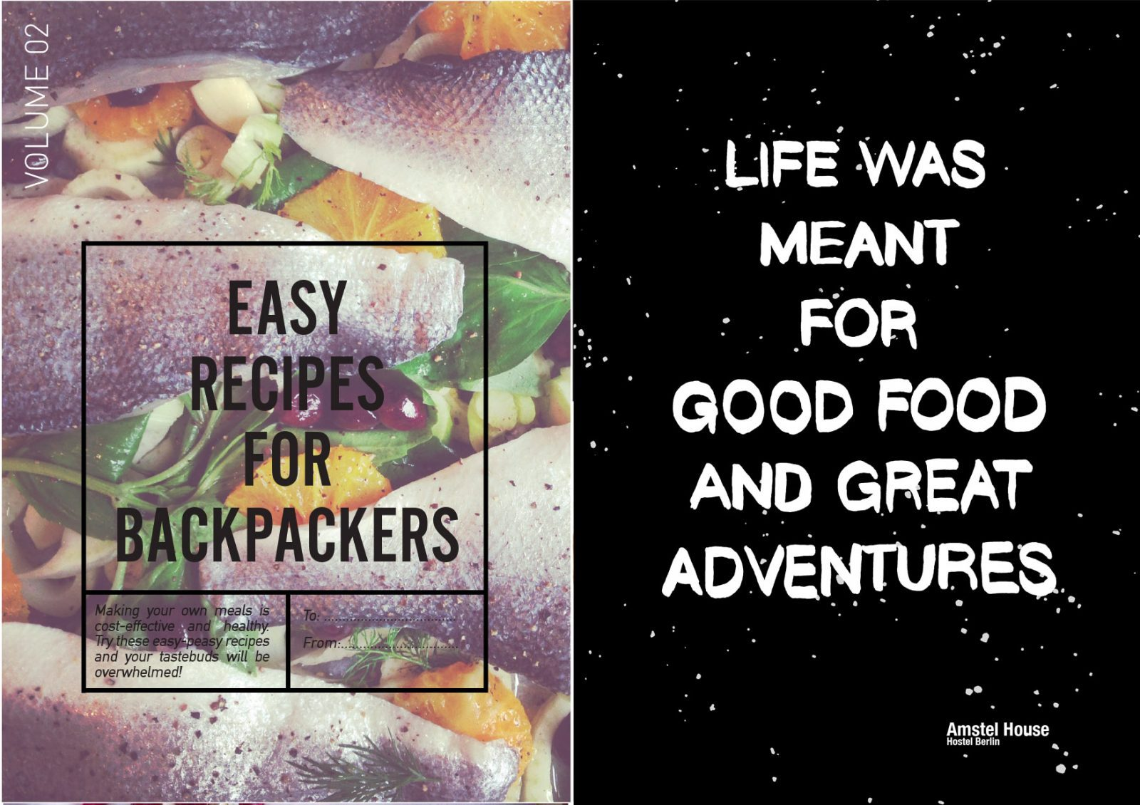 EASY BACKPACKERS RECIPES 02
