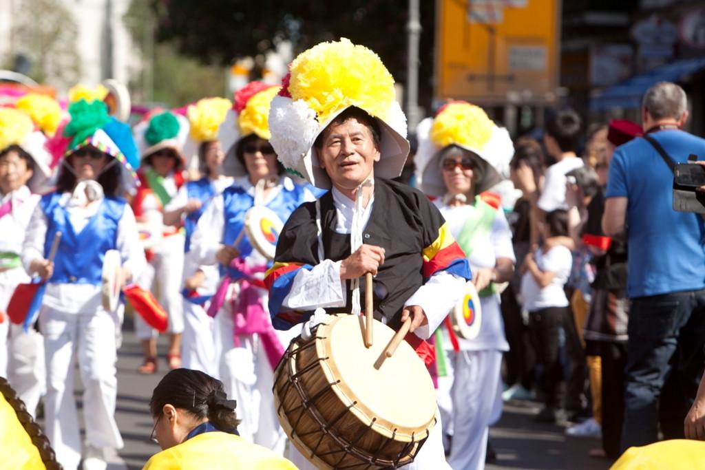 Berlin Carnival of Cultures 2016