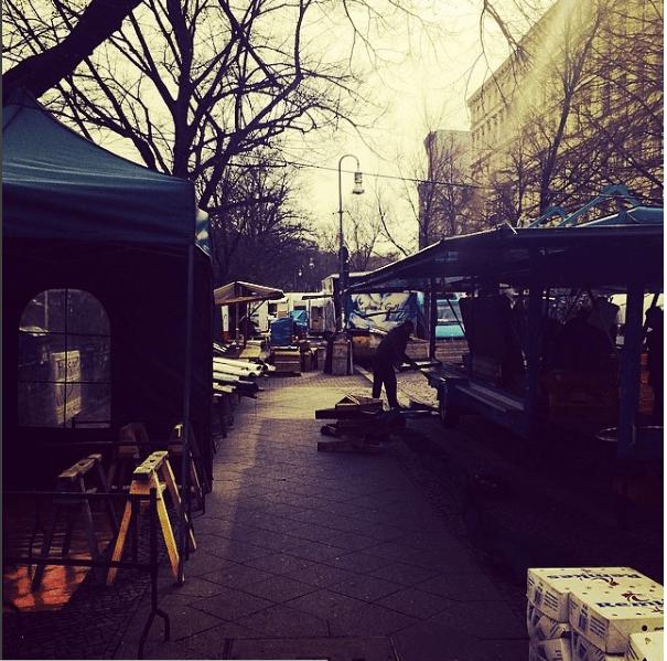 turkish market berlin