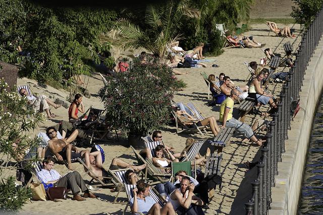 Beach bar berlin