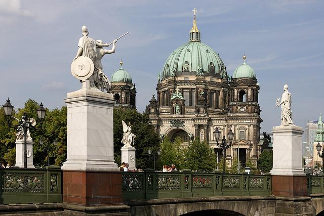 Walking Tour: Berliner Dom