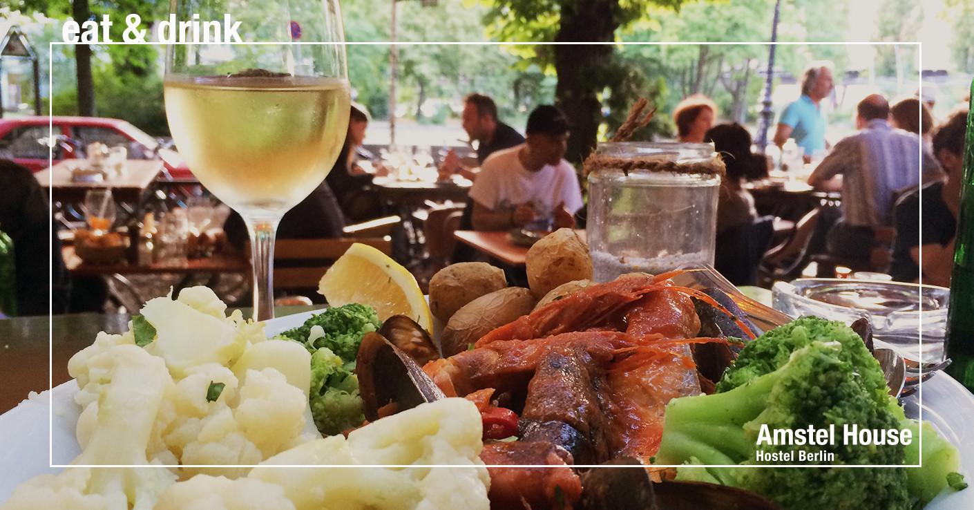 Spanish Portuguese restaurant berlin