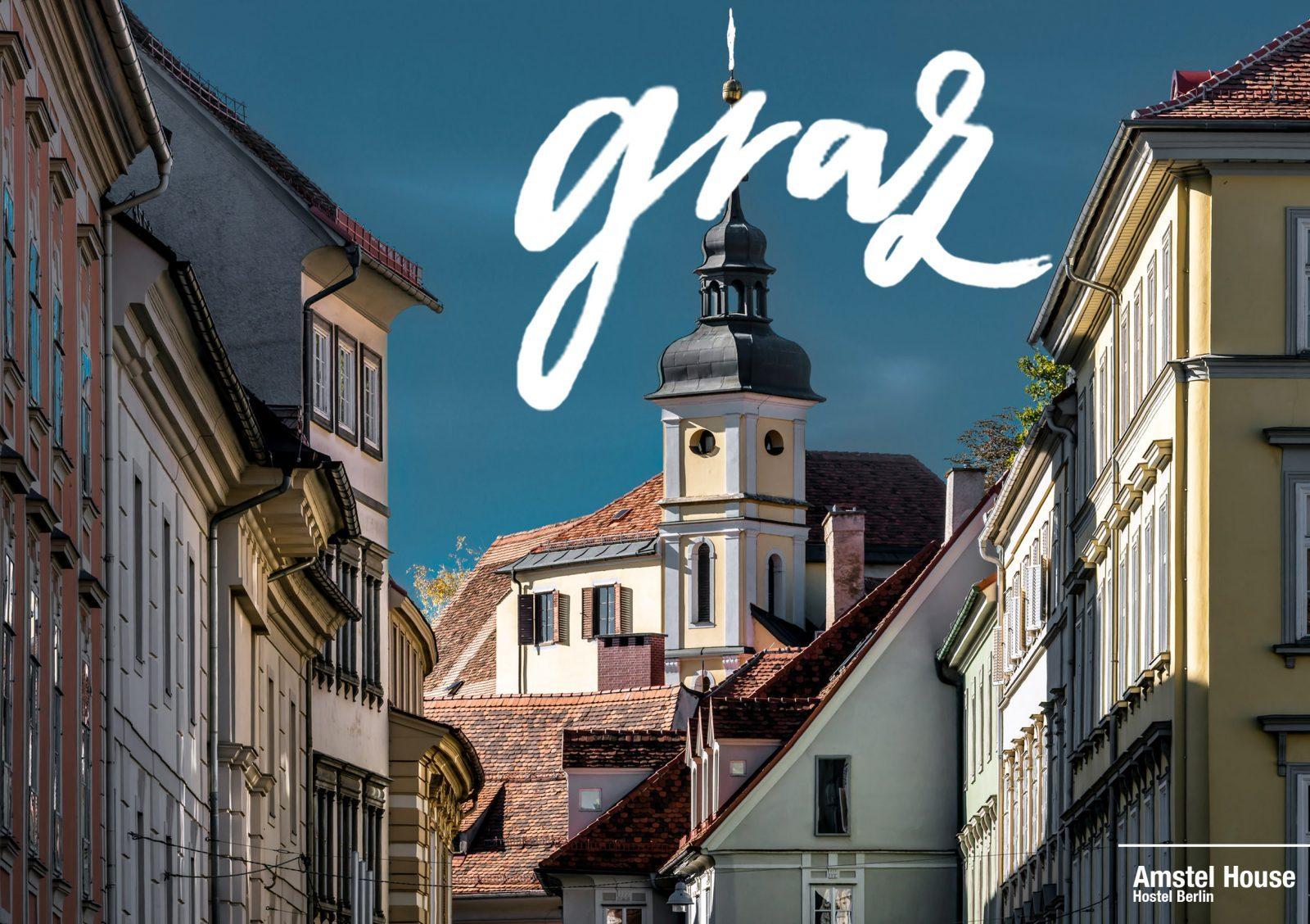 graz austria city trip