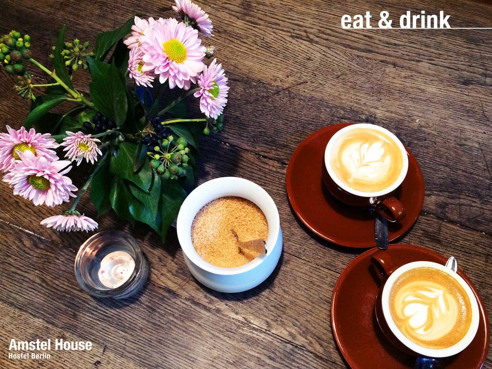 Katies Blue Cat - best café in Kreuzkölln Berlin