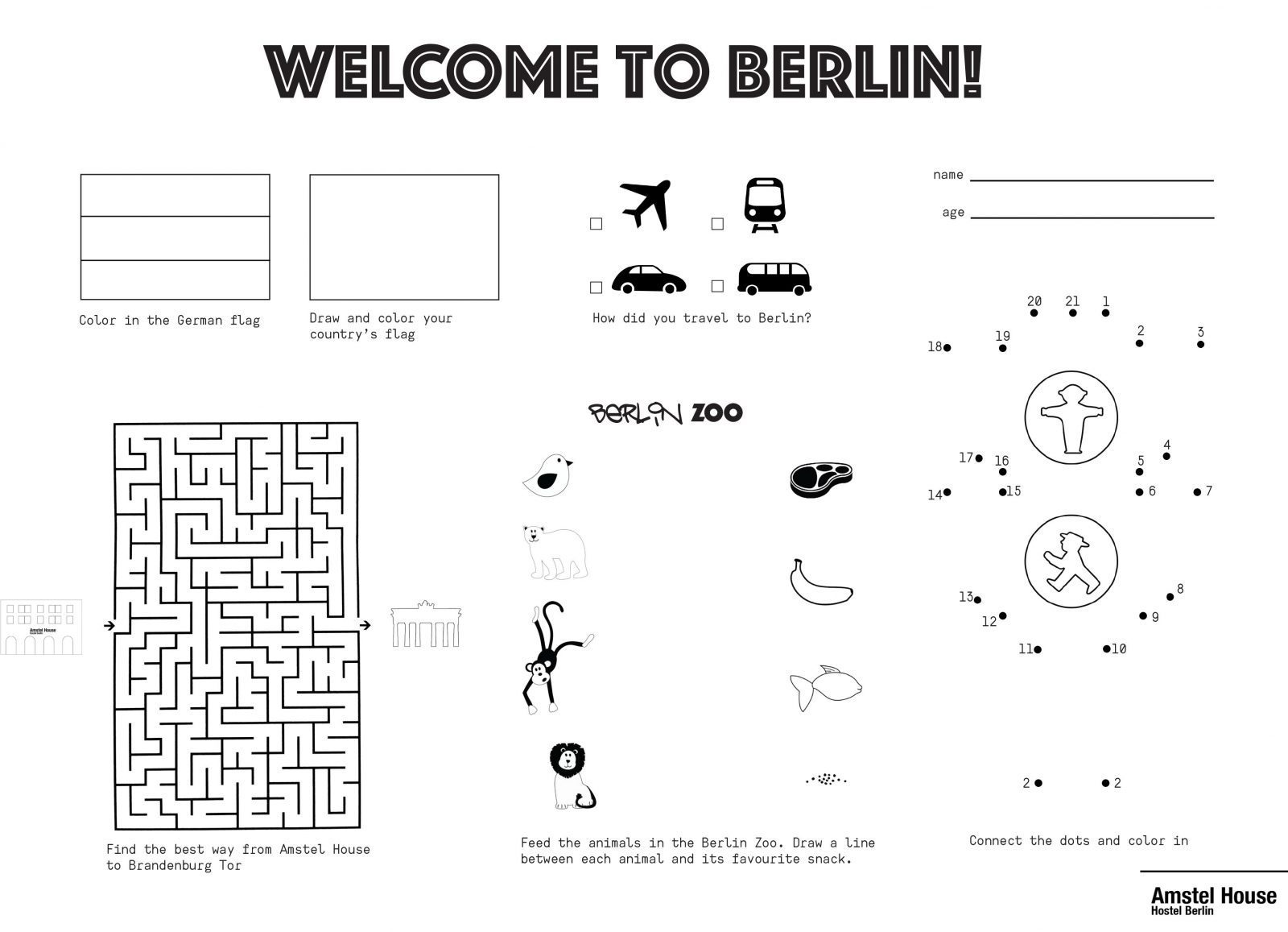 Berlin kids activities