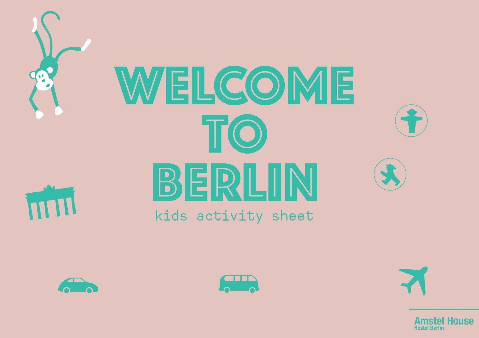 KIDS BERLIN PRINTABLE