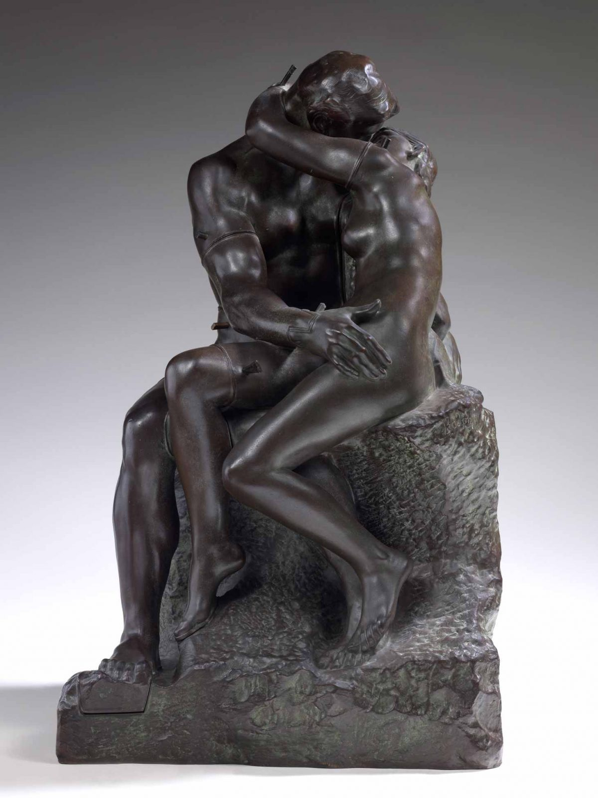 Kiss. From Rodin to Bob Dylan