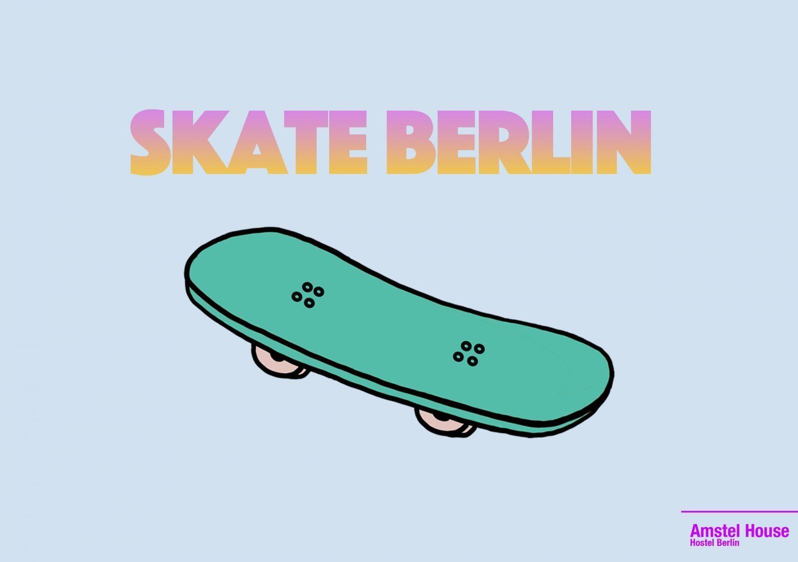 skateparks in berlin and favourite skate spots