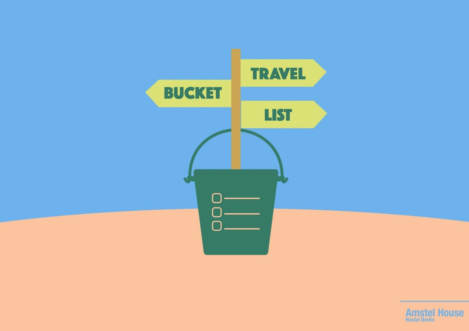 how to create a travel bucket list