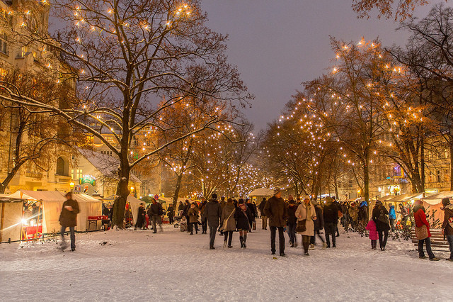 best places to go Christmas shopping in Berlin