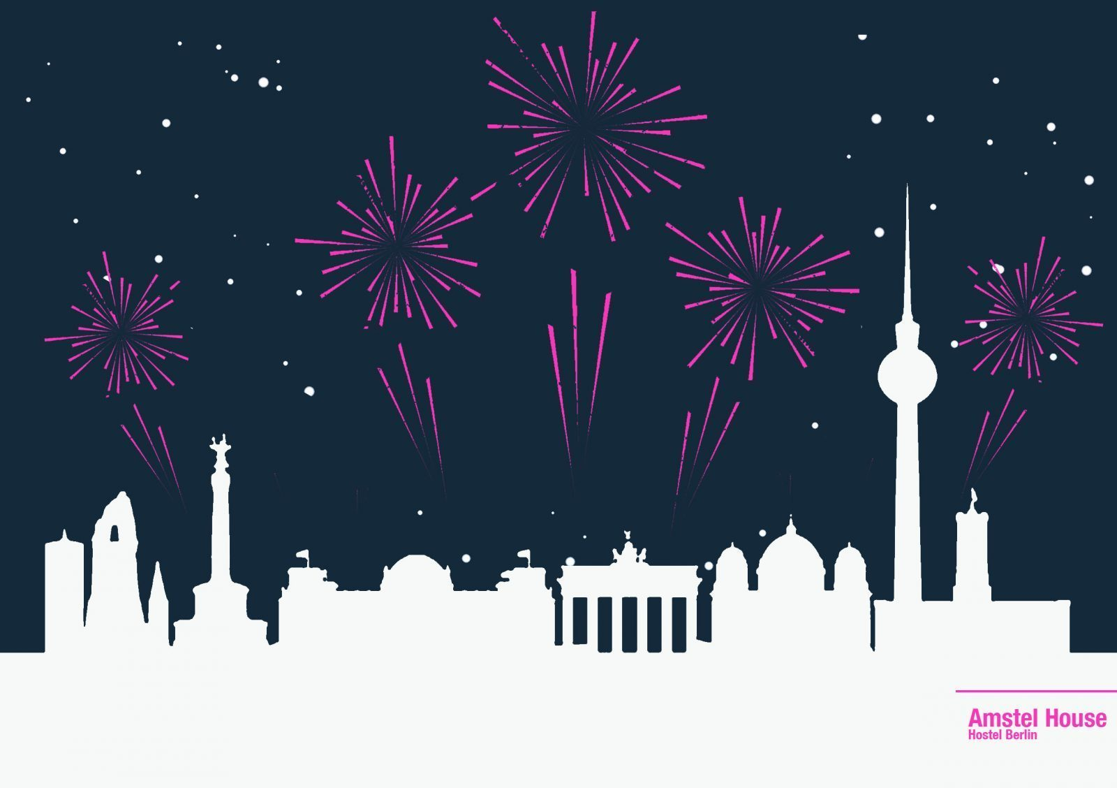 best New years eve parties in berlin