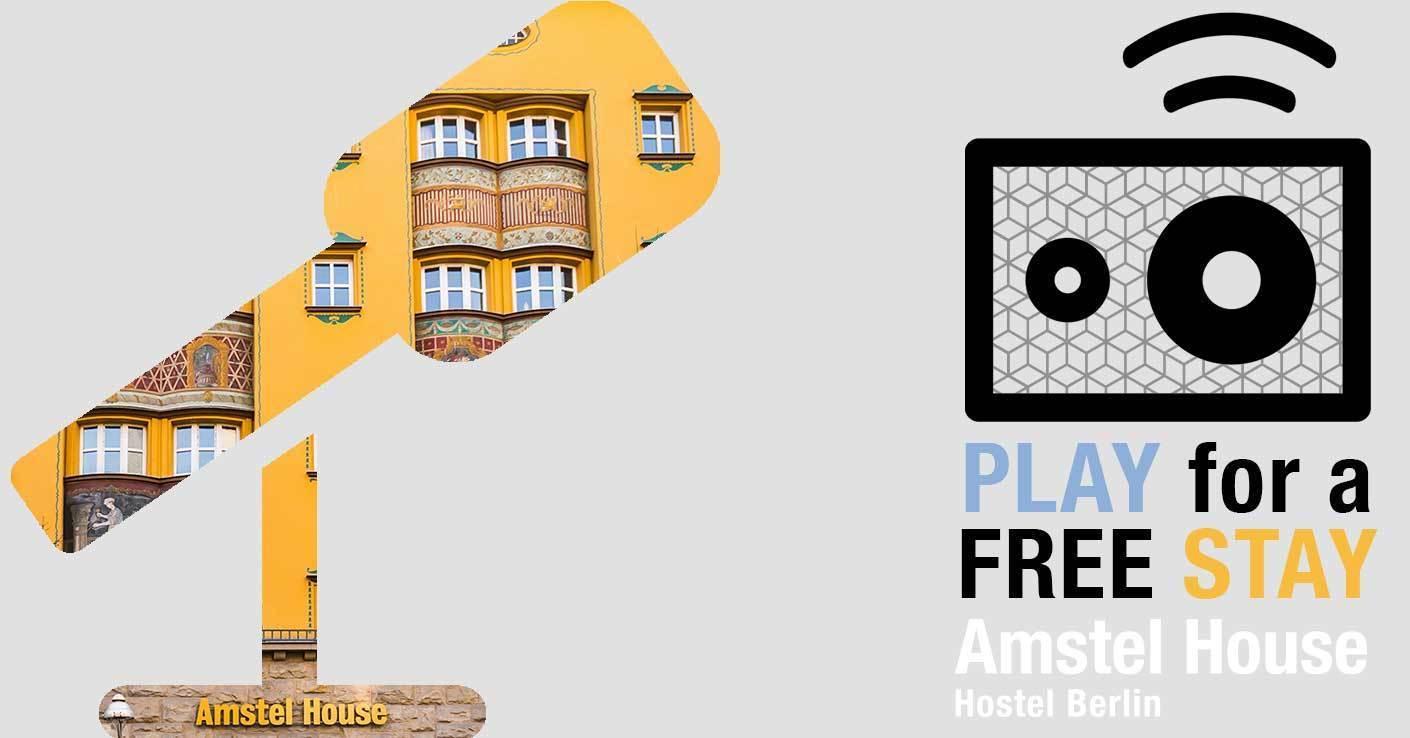 free stay hostel berlin