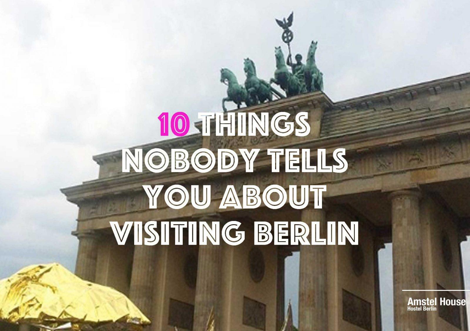 insider tips berlin