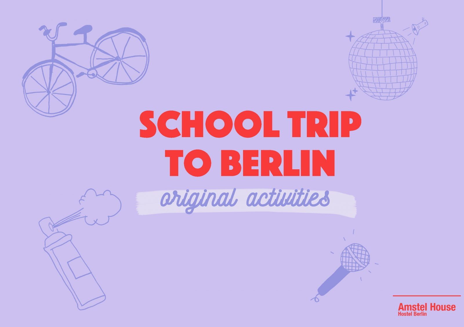 school trip to berlin - fun activities for students of all ages