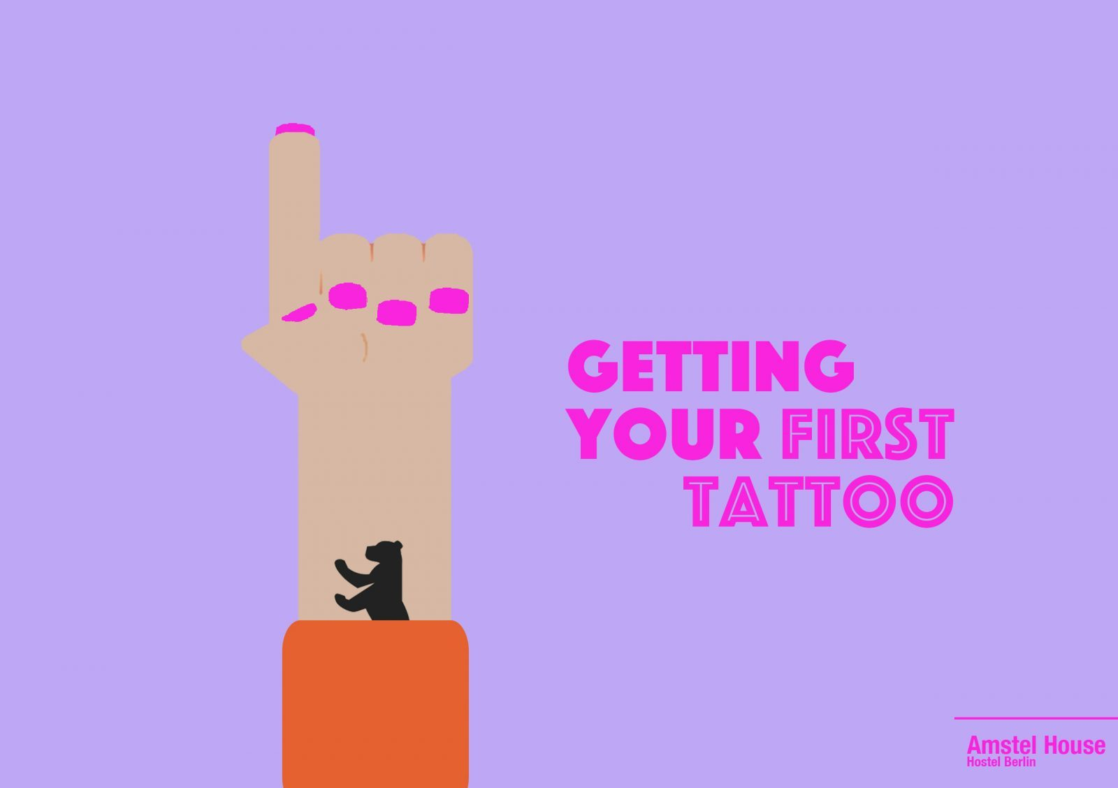 guide to getting your first tattoo in berlin