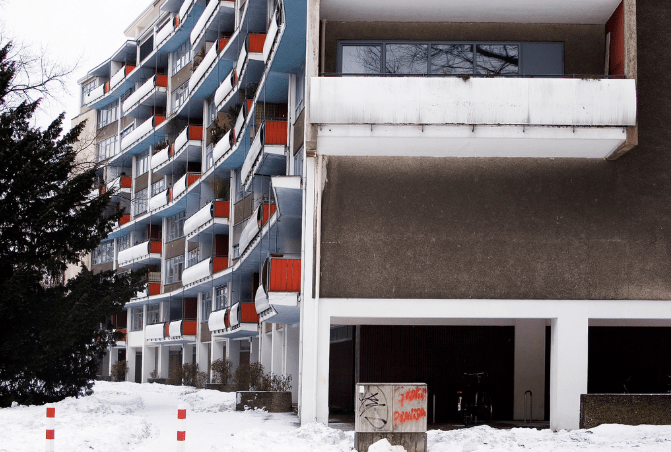 hansaviertel arichtecture best insta hot spots in berlin