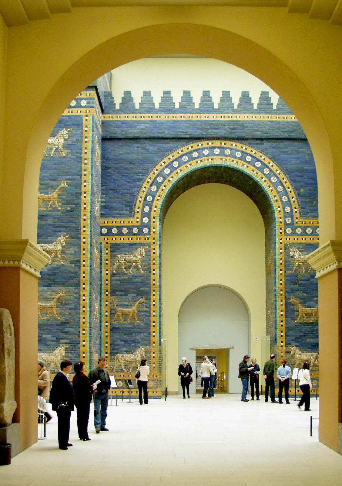 ishtar gate art masterpieces to see in berlin