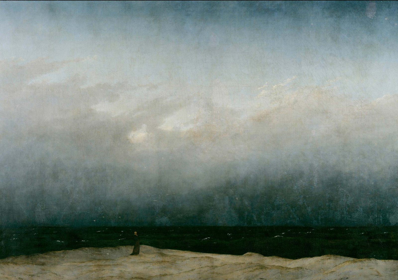 monk-by-the-sea-by-caspar-david-friedrich