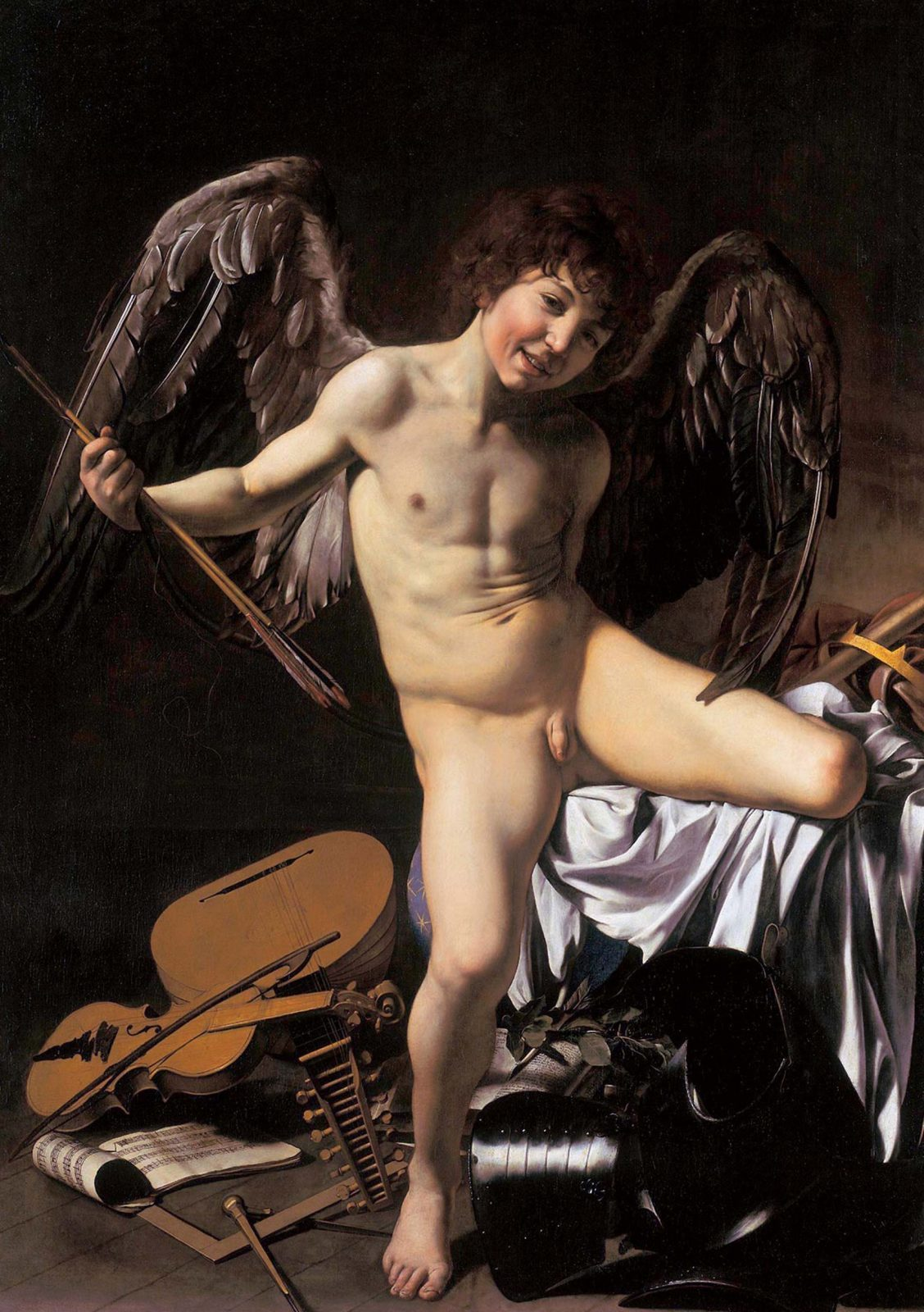 caravaggio art masterpieces to see in berlin