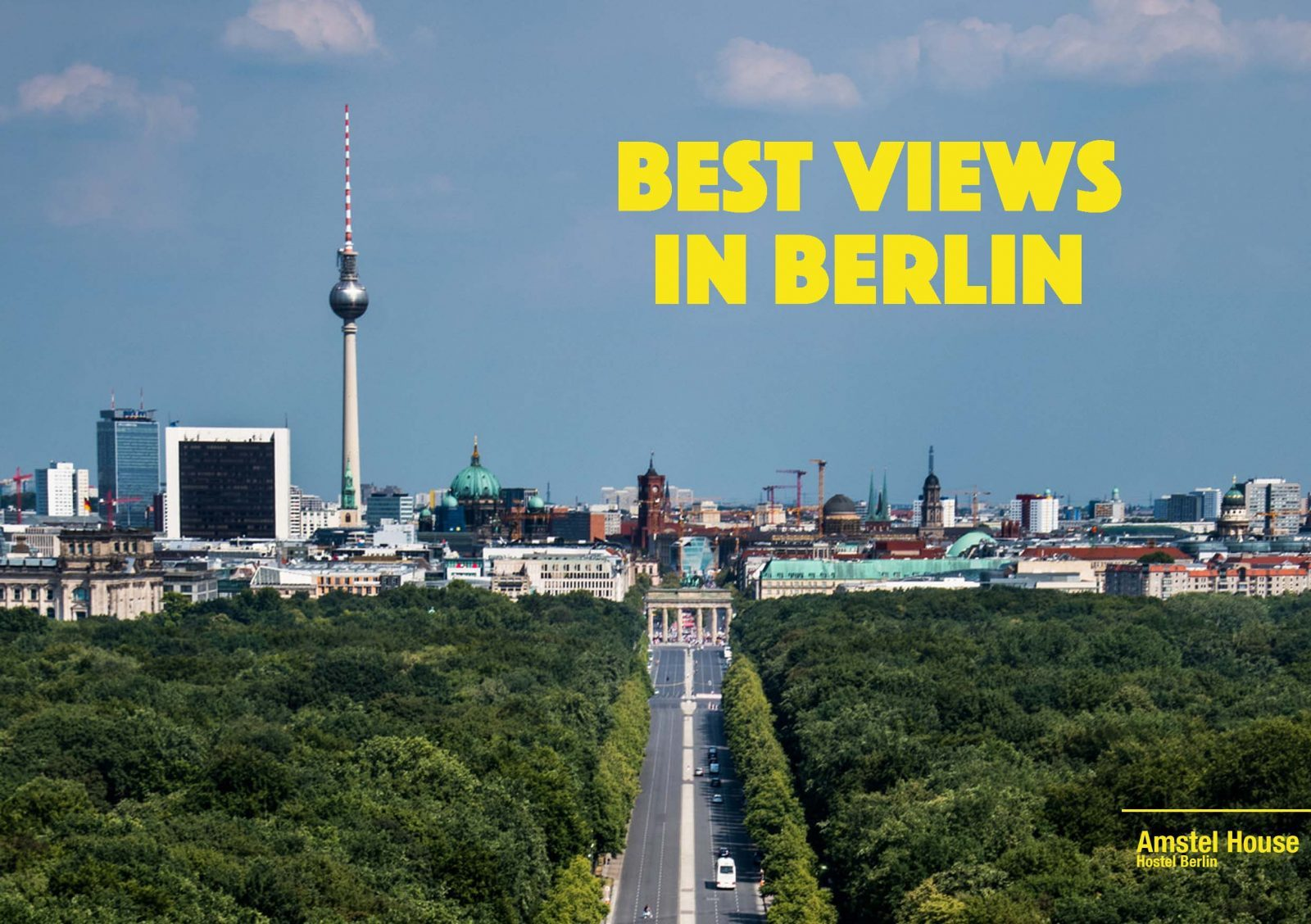 BERLIN BEST VIEWS INSTAGRAM