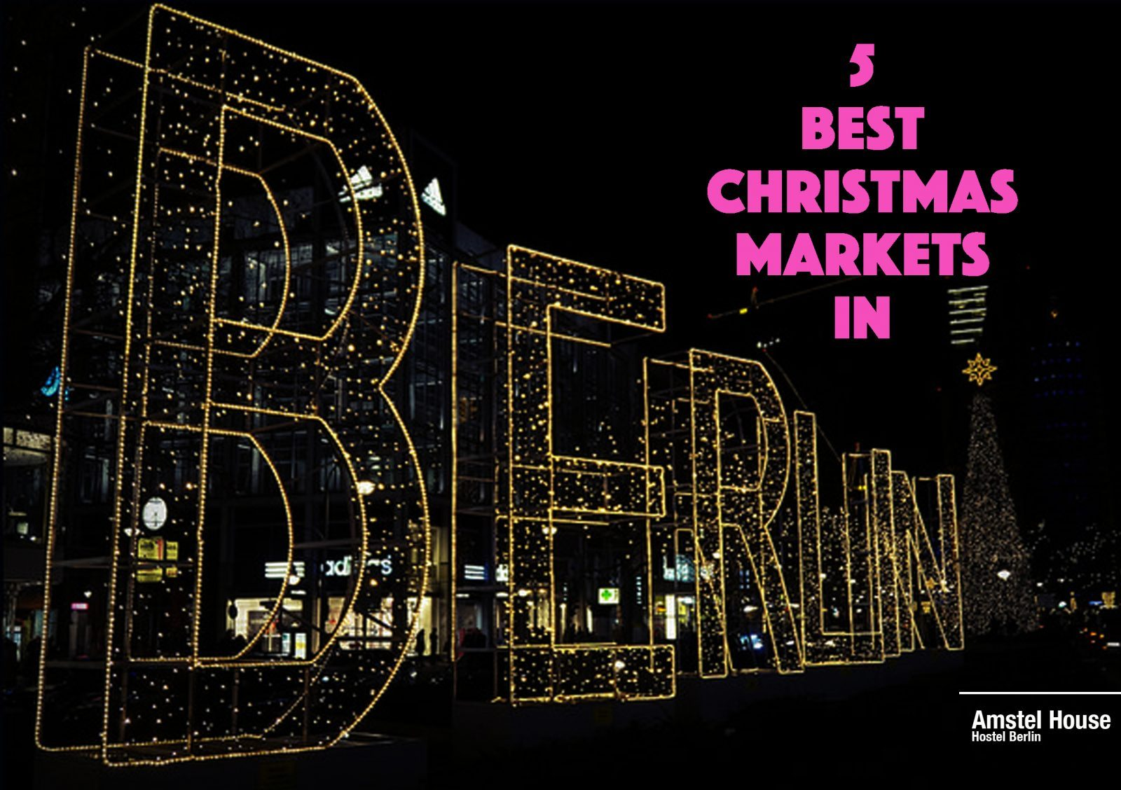 5 best christmas markets in berlin