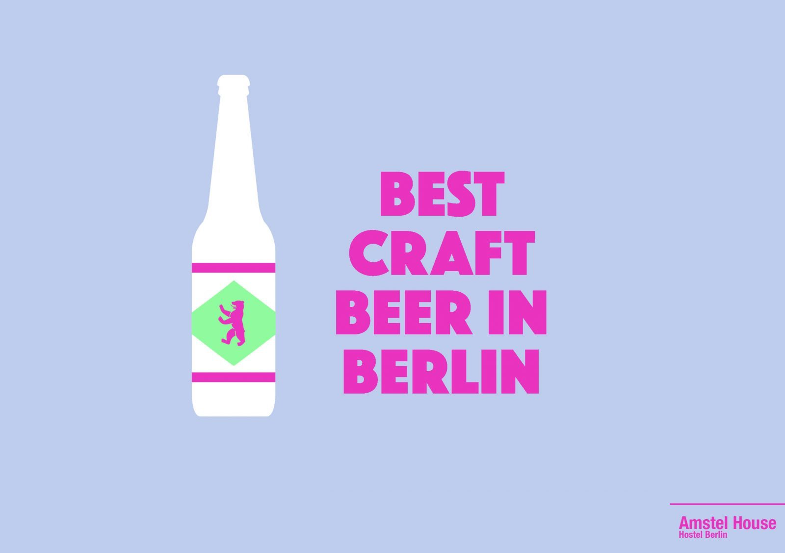 Best craft beer bars in Berlin by craft beer breweries