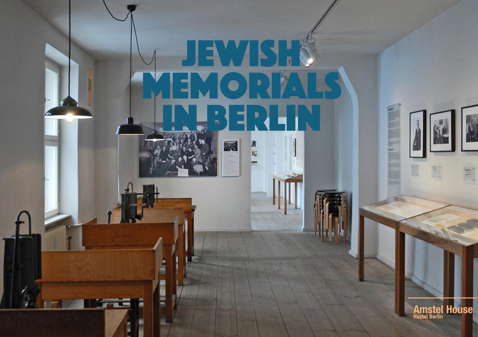 Berlin Holocaust Memorial Guide - Jewish memorials in Berlin
