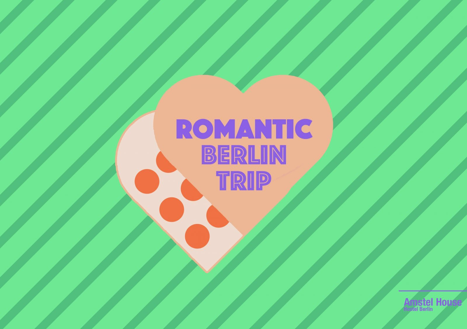 ROMANTIC BERLIN TRIP - 10 best romantic things to do in Berlin