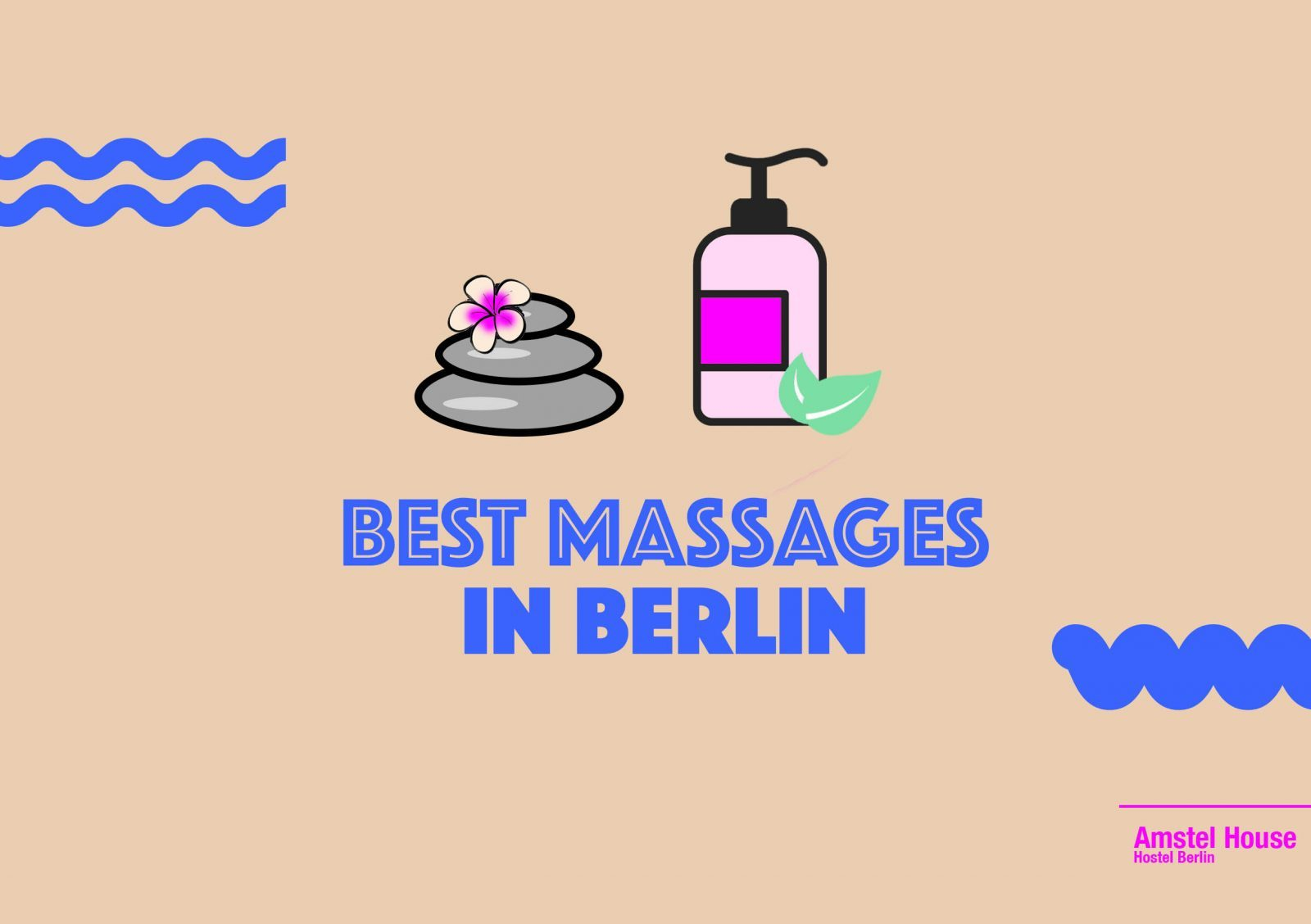 Best massages in Berlin - the most affordable and relaxing massages in Berlin