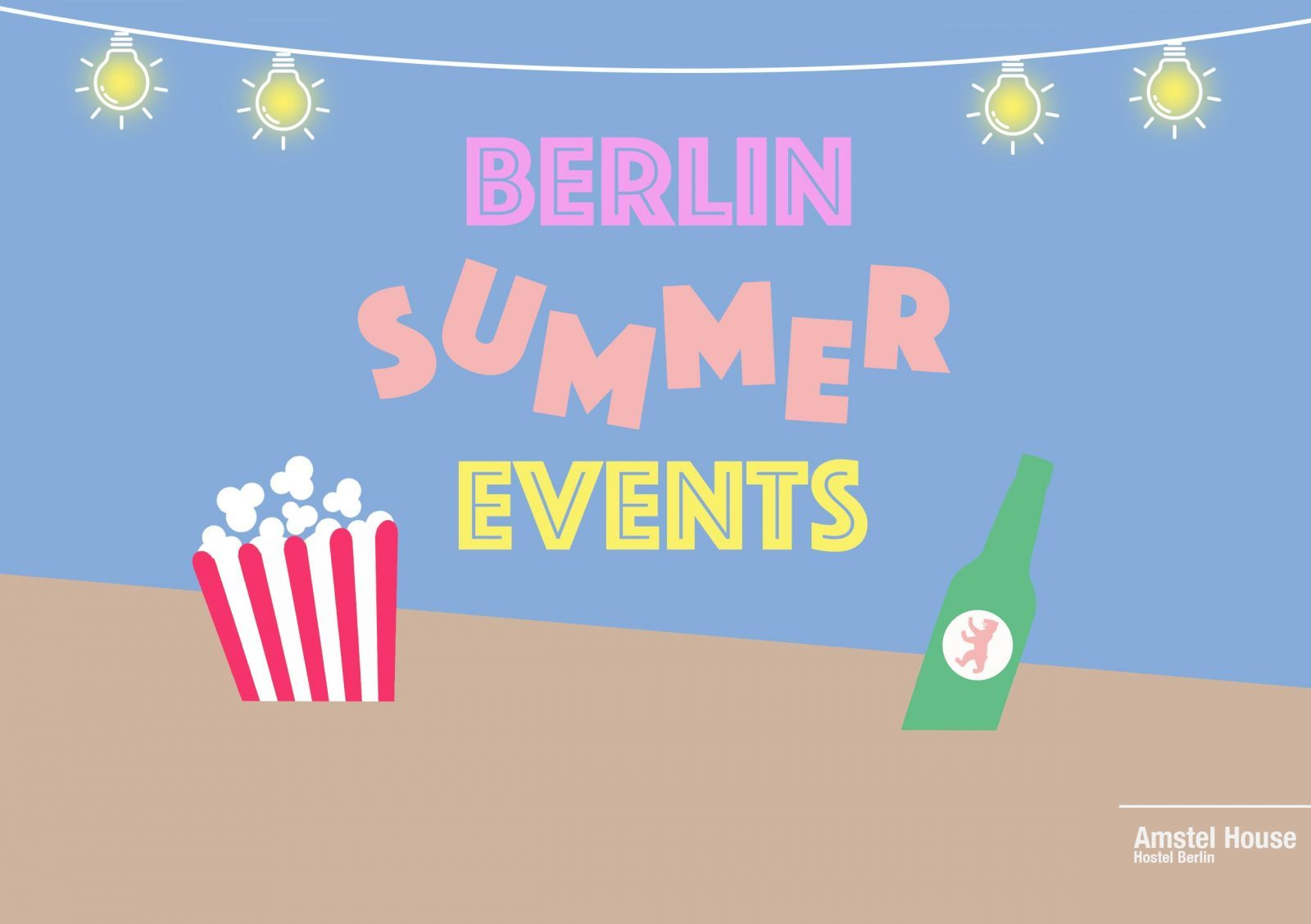 Best summer events in Berlin 2019