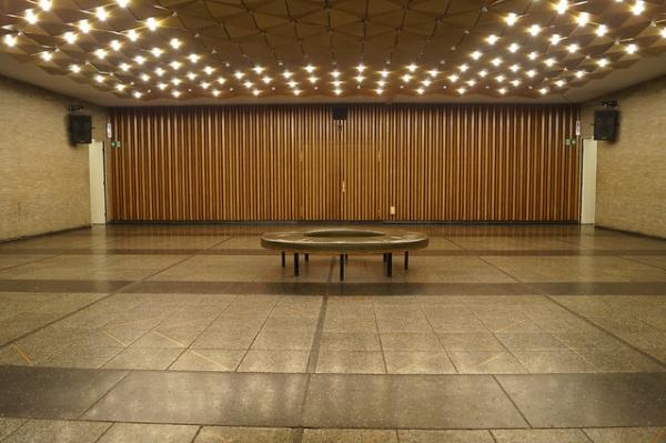 Kino International and other accidentally Wes Anderson Berlin locations