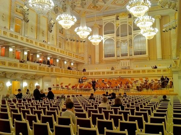 Konzerthaus and other accidentally Wes Anderson Berlin locations