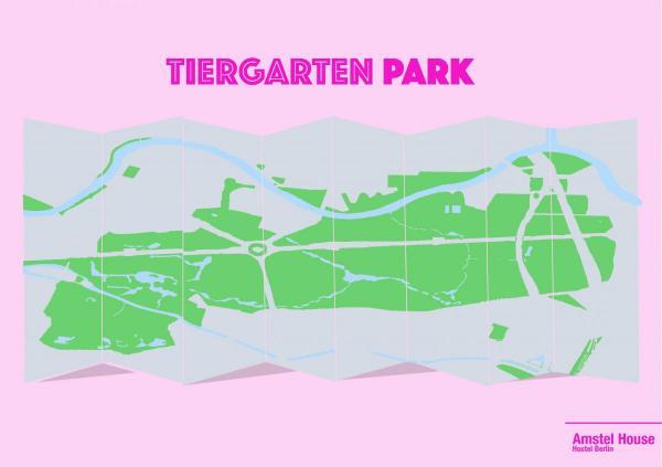 tiergarten park berlin tips and history