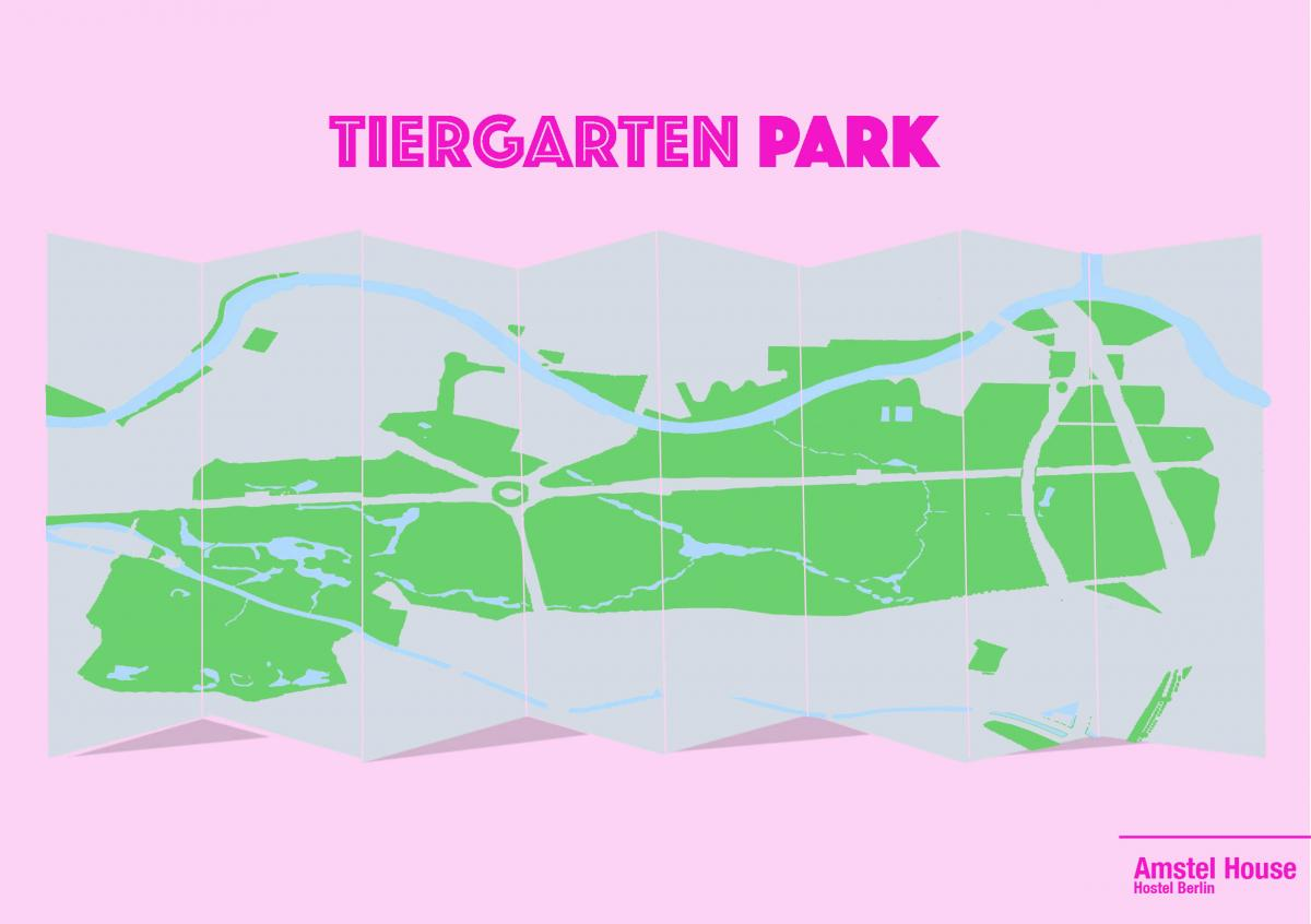 tiergarten park berlin tips and history