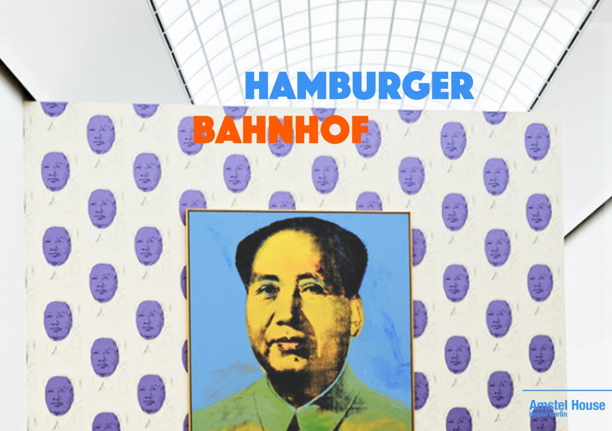 Hamburger Bahnhof Berlin Museum of the Present