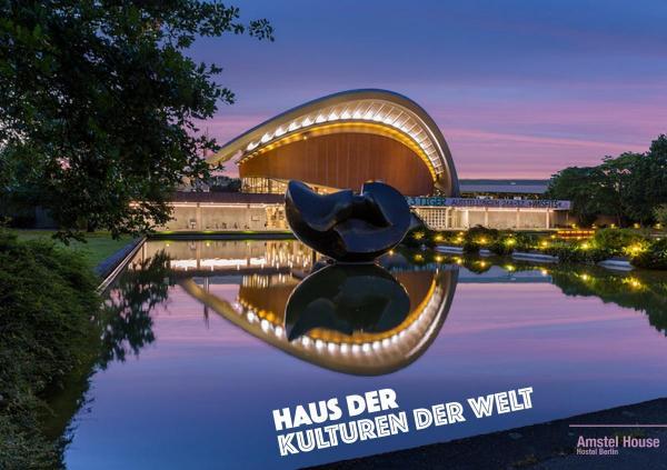 Haus der Kulturen der Welt Berlin