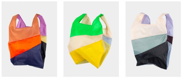 Plastic free travel with Susan Bijl bag