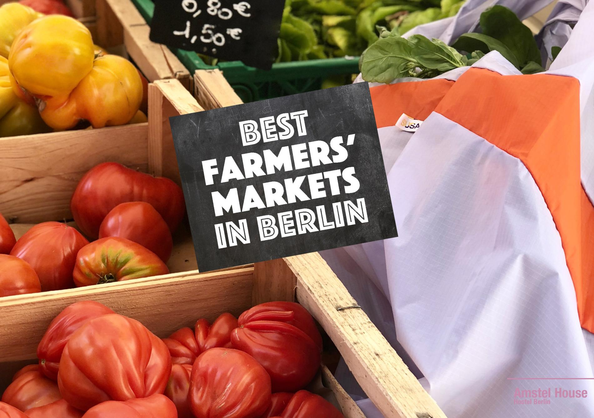 best farmers' markets in Berlin