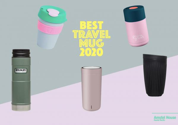 Best travel cups 2020 - modern design mugs for everyone