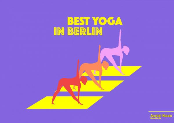 best yoga in berlin - best yoga studios in Berlin