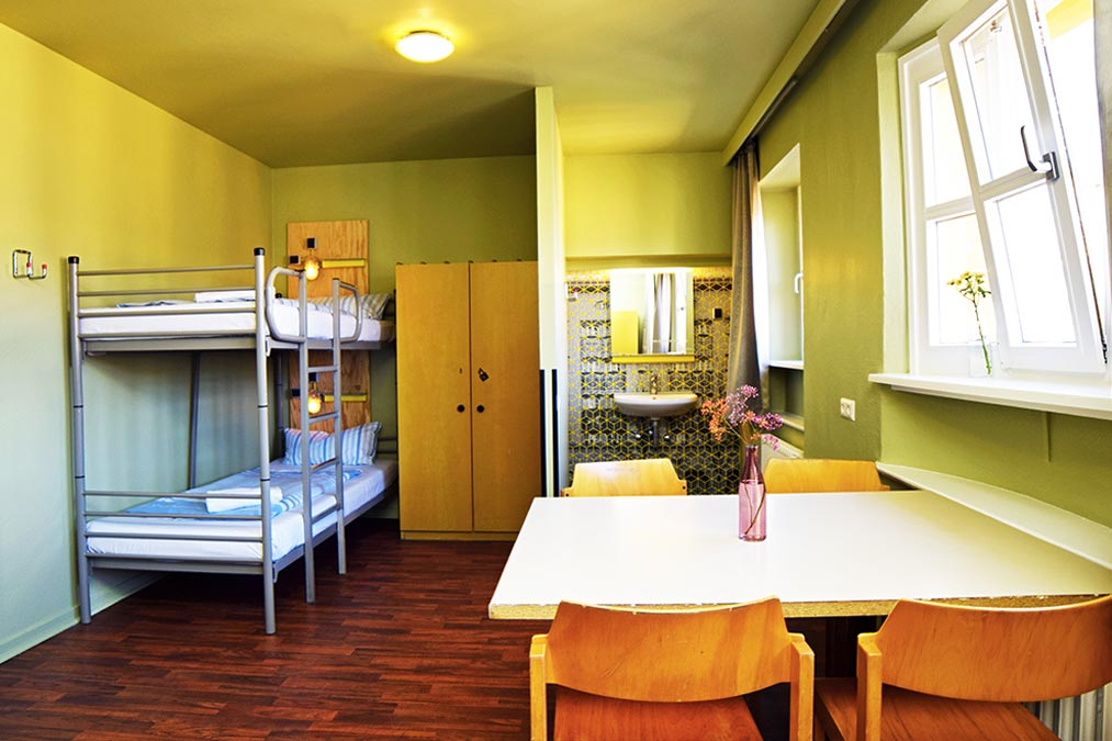 berlin 4bed dorm Amstel House Hostel Berlin